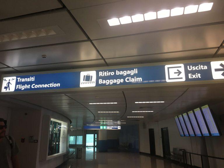 cómo ir desde el aeropuerto a la estaciòn termini de roma