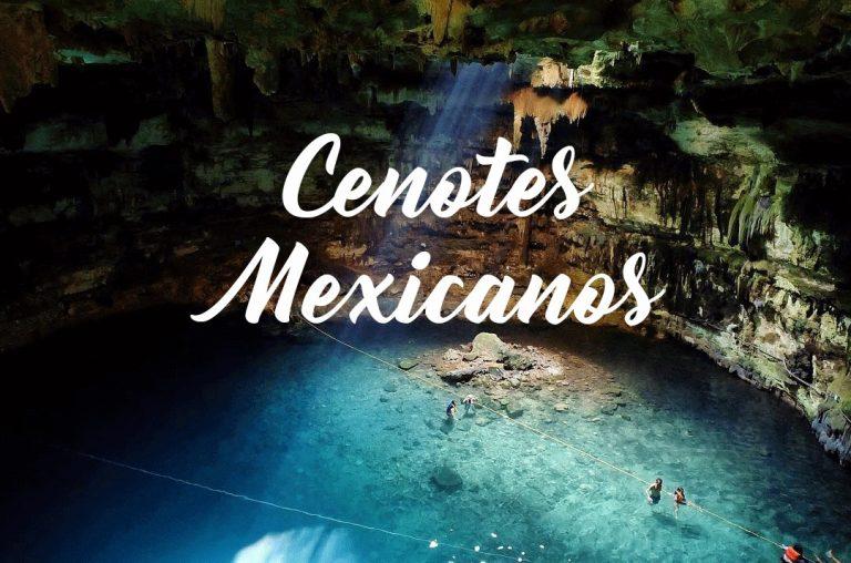 cenotes mexicanos excursiones