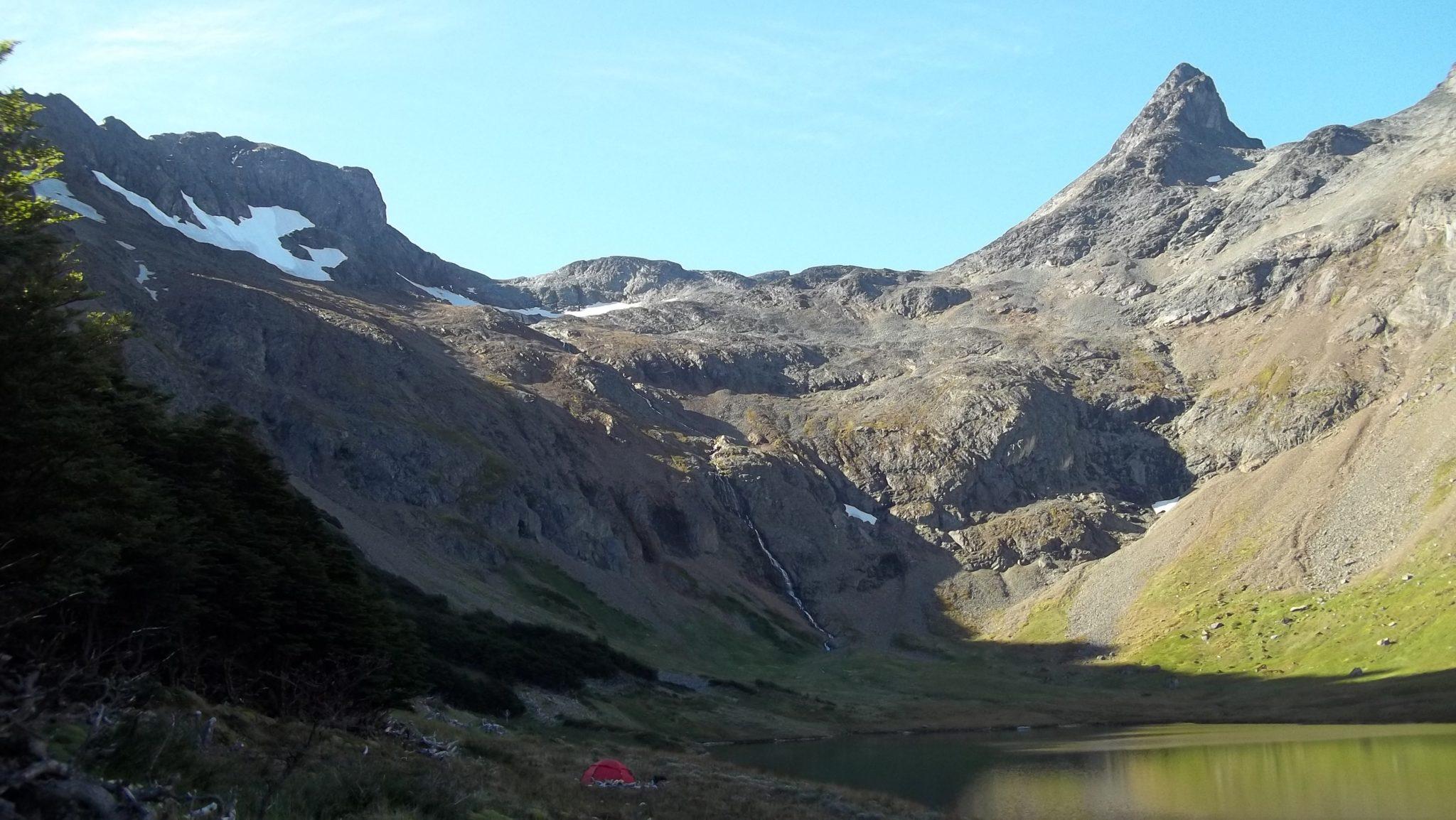 recorrido laguna encantada trekking laguna encantada senderimos rutas ushuaia