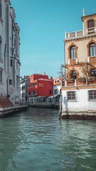 canal de venecia paseo en góndola por venecia