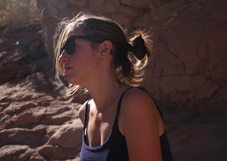 agostina morlini periodista seo content viaja por el mundo