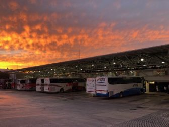 Terminal de Buses ADO en Cancún