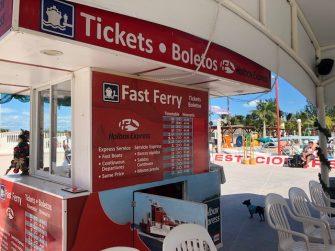 terminal ferry holbox a chiquila horarios holbox express como ir a holbox