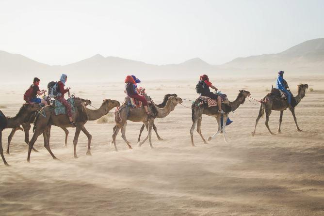 donde hospedarte en marruecos