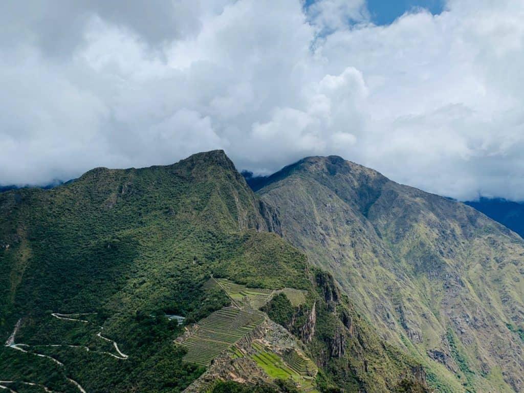 como subir a la Montaña Waynapicchu