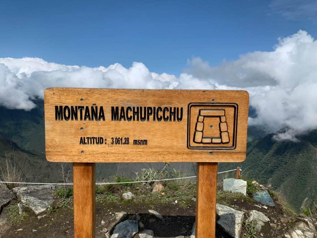 como subir a la Montaña machupicchu