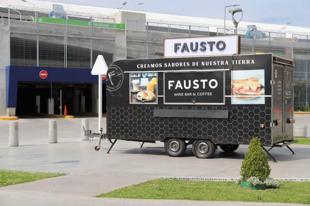 Food trucks aeropuerto ezeiza